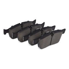 P36031 Bremsbelagsatz, Scheibenbremse BREMBO 22302 - Große Auswahl - stark reduziert