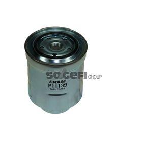 P11139 FRAM Höhe: 119mm Kraftstofffilter P11139 günstig kaufen