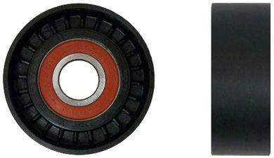 P226003 DENCKERMANN Ø: 65mm, Breite: 25,5mm Spannrolle, Keilrippenriemen P226003 günstig kaufen
