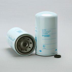 Brændstoffilter P550881 DONALDSON — kun nye dele