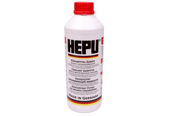HEPU Ochrona przed zamarzaniem czerwony, Pojemność: 1,5l, P999-G12 SIMSON