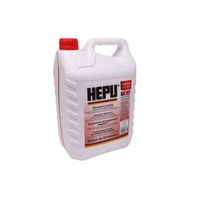 ANTIFREEZE HEPU rot, Inhalt: 5l, G12 Frostschutz P999-G12-005 günstig kaufen