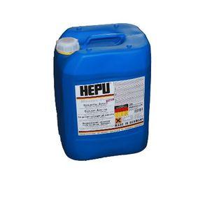 ANTIFREEZE HEPU violett, lila, Inhalt: 20l, G12+, MB 235.3 Frostschutz P999-G12PLUS-020 günstig kaufen