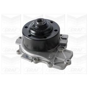 Comprare PA1278 GRAF per trasmissione cinghia Poly-V, con guarnizione Pompa acqua PA1278 poco costoso