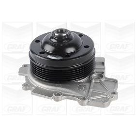 Comprare PA1279 GRAF per trasmissione cinghia Poly-V, con guarnizione Pompa acqua PA1279 poco costoso