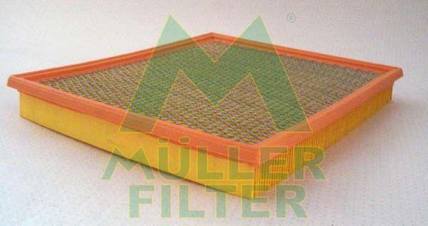 Zracni filter PA3142 z izjemnim razmerjem med MULLER FILTER ceno in zmogljivostjo