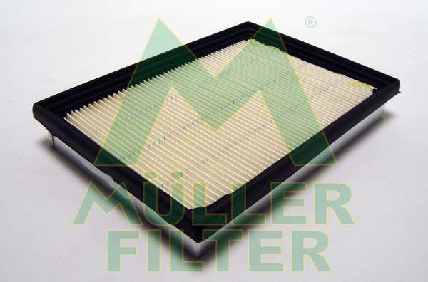 PA3254 MULLER FILTER Filtereinsatz Länge: 270mm, Länge: 270mm, Breite: 191mm, Höhe: 40mm Luftfilter PA3254 günstig kaufen