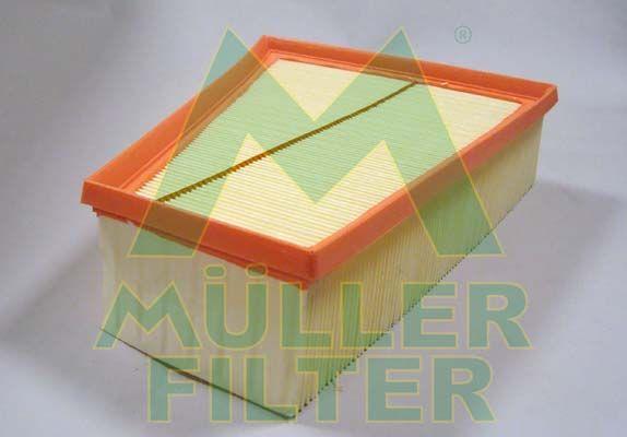 PA3255 MULLER FILTER Filtereinsatz Länge: 300mm, Länge: 300mm, Breite: 240mm, Breite 1: 121mm, Höhe: 70mm Luftfilter PA3255 günstig kaufen