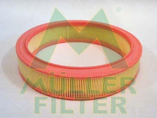 VW VENTO 1995 Motorluftfilter - Original MULLER FILTER PA647 Höhe: 60mm