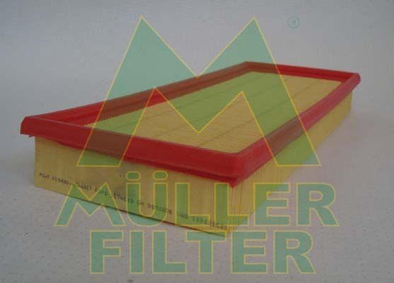 PA87 MULLER FILTER Luftfilter für VOLVO online bestellen