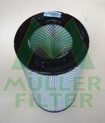 PA920 MULLER FILTER Filtereinsatz Höhe: 351mm Luftfilter PA920 günstig kaufen