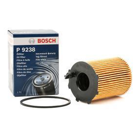 Купете P9238 BOSCH с уплътнение, вложка на филтър вътрешен диаметър: 26мм, вътрешен диаметър 2: 19,6мм, Ø: 71,88мм, височина: 99мм, височина 1: 82мм Маслен филтър 1 457 429 238 евтино