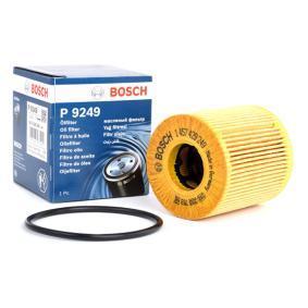 P9249 BOSCH Filtereinsatz Ø: 64mm, Höhe: 69mm Ölfilter 1 457 429 249 günstig kaufen