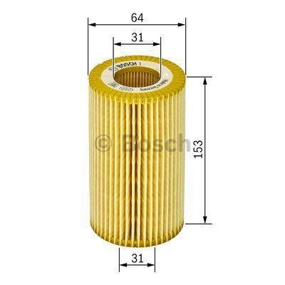 1 457 429 252 Filter BOSCH - Markenprodukte billig
