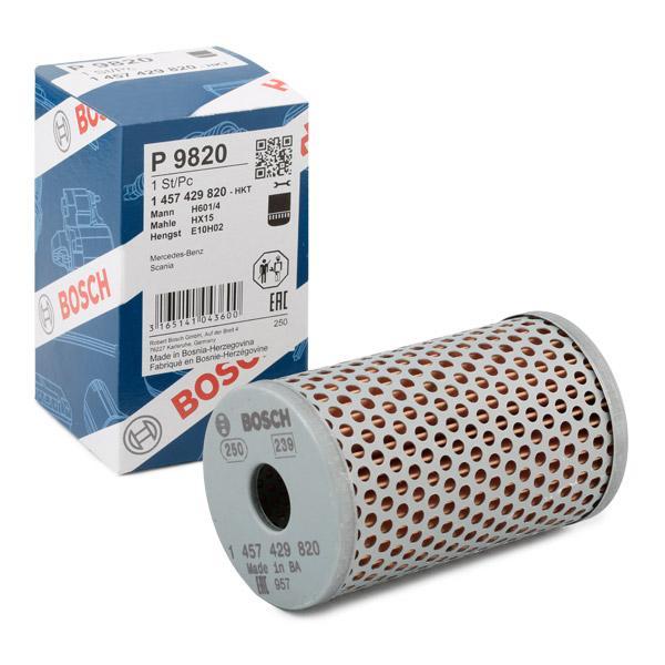 BOSCH | Filtro idraulico, Sterzo 1 457 429 820