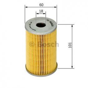 1 457 429 820 Hydraulikfilter, Lenkung BOSCH - Markenprodukte billig
