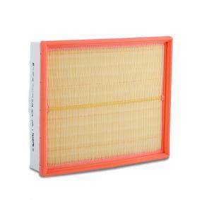 Kupi S9870 BOSCH Vlozek filtra Dolzina: 252mm, Sirina: 210,5mm, Visina: 57mm Zracni filter 1 457 429 870 poceni