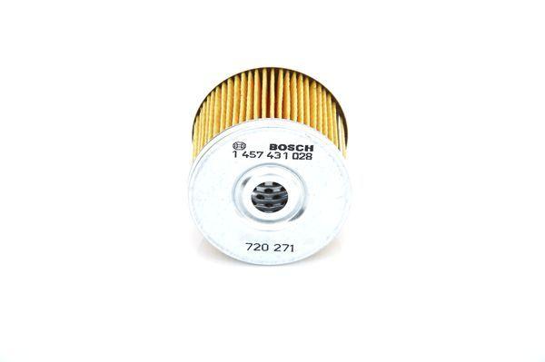 74005 BOSCH Vložka filtru Výška: 52mm Palivovy filtr 1 457 431 028 kupte si levně