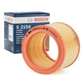 Vzduchový filter 1 457 432 154 PEUGEOT 505 v zľave – kupujte hneď!