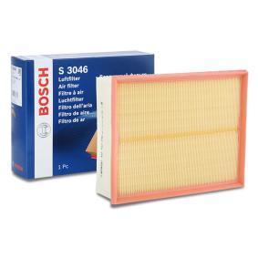 Vzduchový filtr 1 457 433 046 pro AUDI A4 Avant (8ED, B7) — využijte skvělou nabídku ihned!