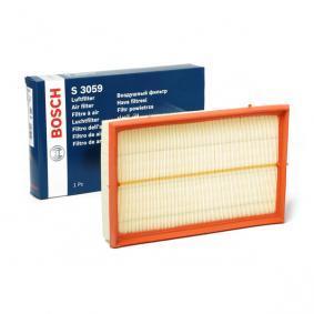 Vzduchový filtr 1 457 433 059 pro SKODA FABIA ve slevě – kupujte ihned!