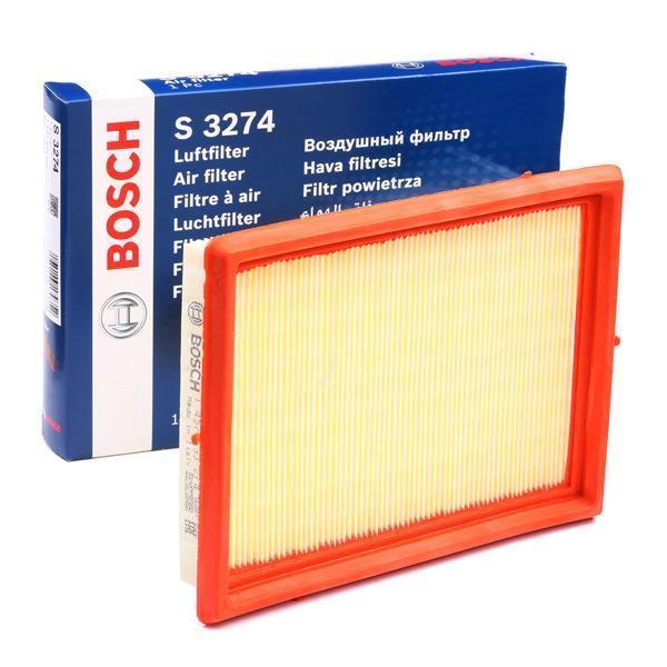 Zracni filter 1 457 433 274 z izjemnim razmerjem med BOSCH ceno in zmogljivostjo