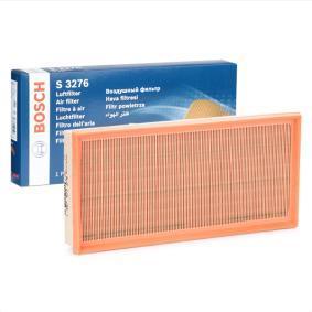 Vzduchový filter 1 457 433 276 MITSUBISHI CARISMA v zľave – kupujte hneď!