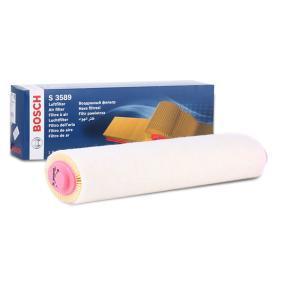 Kupi S3589 BOSCH Vlozek filtra Visina: 498mm Zracni filter 1 457 433 589 poceni