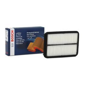 Vzduchový filter 1 457 433 952 1 457 433 952 MITSUBISHI OUTLANDER II (CW_W) — využite skvelú ponuku hneď!