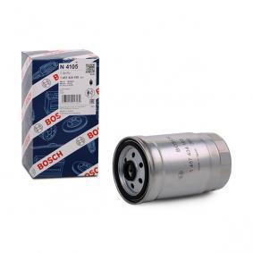 N4105 BOSCH Anschraubfilter Höhe: 157mm Kraftstofffilter 1 457 434 105 günstig kaufen