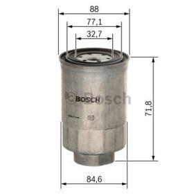 1 457 434 201 Brandstoffilter BOSCH - Goedkope merkproducten