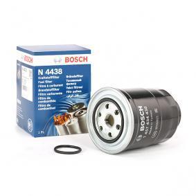 Pirkti N4438 BOSCH priveržiamas filtras aukštis: 131,5mm Kuro filtras 1 457 434 438 nebrangu