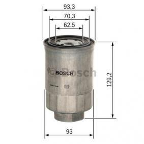 1 457 434 438 Kuro filtras BOSCH - Pigus kokybiški produktai