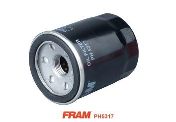 PH5317 FRAM Anschraubfilter Ø: 68mm, Höhe: 87mm Ölfilter PH5317 günstig kaufen