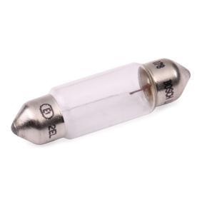 1987302281 Glühlampe, Kennzeichenleuchte BOSCH C5W - Große Auswahl - stark reduziert