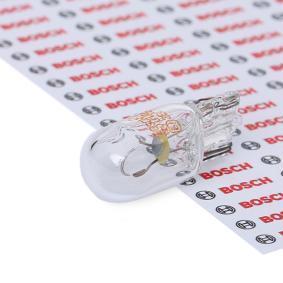 Glühlampe, Park- / Positionsleuchte BOSCH 1 987 302 286 Pkw-ersatzteile für Autoreparatur