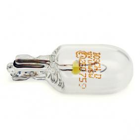 1 987 302 286 Glühlampe, Park- / Positionsleuchte BOSCH - Markenprodukte billig