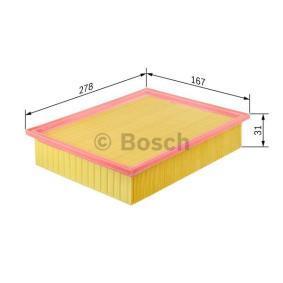 1 987 429 051 Luftfilter BOSCH in Original Qualität