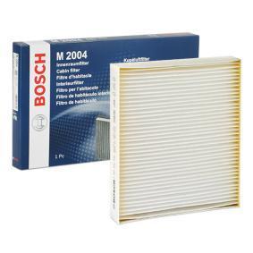 Filtro, aire habitáculo 1 987 432 004 OPEL ZAFIRA a un precio bajo, ¡comprar ahora!