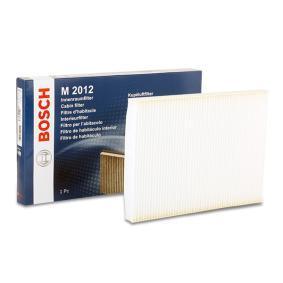 Filter, Innenraumluft BOSCH 1 987 432 012 günstige Verschleißteile kaufen