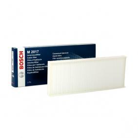 Kaufen Sie Filter, Innenraumluft 1 987 432 017 AUDI 80 zum Tiefstpreis!
