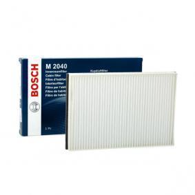Filtro, ar do habitáculo 1 987 432 040 para OPEL preços baixos - Compre agora!