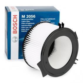 Espacio interior filtro Bosch 1 987 432 003