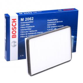 Filter, kupéventilation 1 987 432 062 VOLVO V90 Kombi till rabatterat pris — köp nu!