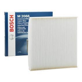 Filter, Innenraumluft 1 987 432 088 TOYOTA COROLLA Verso (ZER_, ZZE12_, R1_) zu stark reduzierten Preisen!
