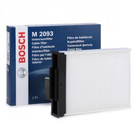 Filtr, vzduch v interiéru 1 987 432 093 pro RENAULT MEGANE II kombík (KM0/1_) — využijte skvělou nabídku ihned!