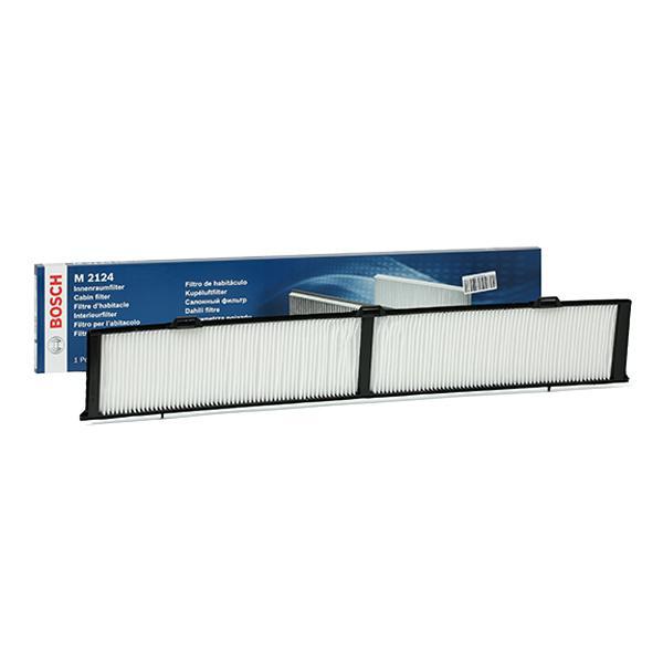 Achetez Pièces de climatisation BOSCH 1 987 432 124 (Largeur: 123mm, Hauteur: 20mm, Longueur: 810mm) à un rapport qualité-prix exceptionnel