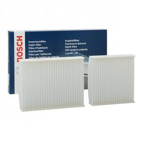 Filtr, vzduch v interiéru 1 987 432 136 pro CITROËN C4 ve slevě – kupujte ihned!