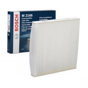 Günstige Filter, Innenraumluft mit Artikelnummer: 1 987 432 166 HONDA CR-V jetzt bestellen