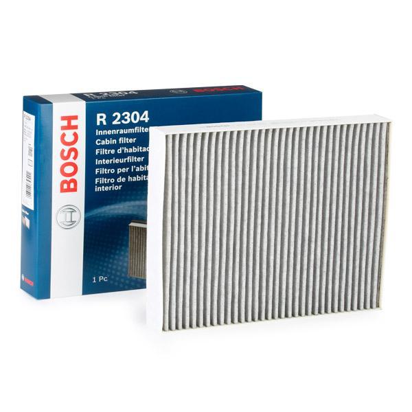BOSCH: Original Pollenfilter 1 987 432 304 (Breite: 204mm, Höhe: 35mm, Länge: 240mm)